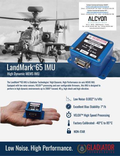 LandMark™65 IMU