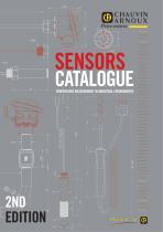 Pyrocontrole temperature sensors | Ed. 2