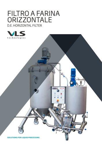 D.E. Horizontal Filter - FOC