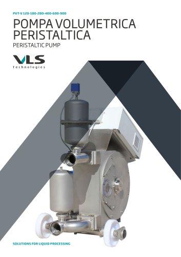 Peristaltic Pump - PVP-V