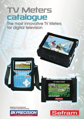 TV Meters catalog
