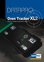 Datapaq Oven Tracker XL2 Temperature Profiler