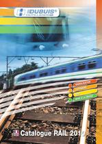 Catalogue for railway product line