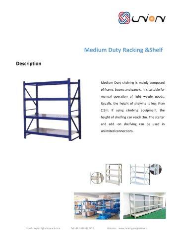 Union Medium Duty Rack