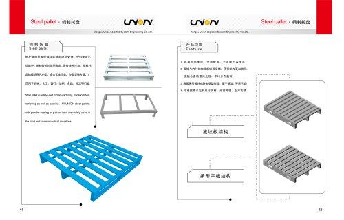 Union Steel Pallet