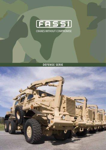 Fassi Defense Serie