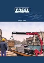Fassi Marine Serie