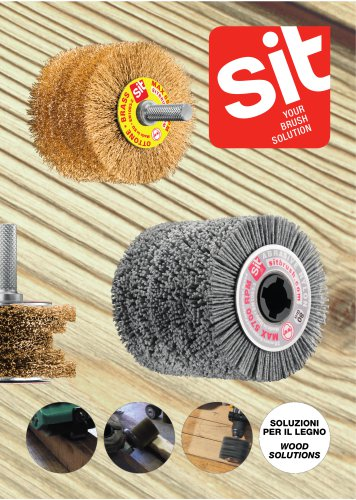 Woodworking Brushes Catalogue