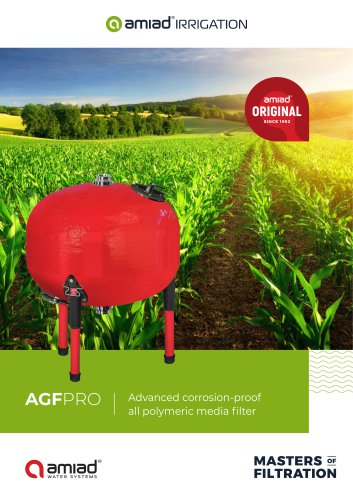 AGF for Irrigation