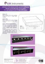 04 Series of Modular Instrumentation