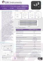 Piezo-Electric Accelerometers - A/123/E