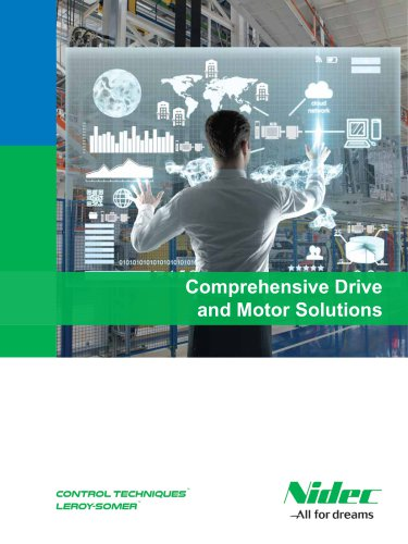 Comprehensive Drive and Motor Solutions