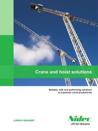 Crane and hoist solutions