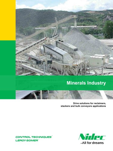 Minerals Industry