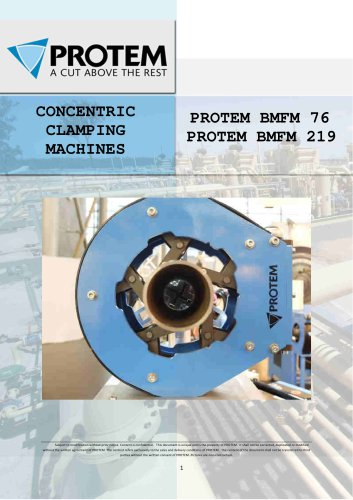 Protem BMFM Concentric Clamping