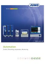 Automation - Control, Recording, Automation, Monitoring
