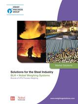 Steel industry Forces & Measurements systems
