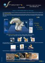 3SHAPER - CAO software for 3D modeling
