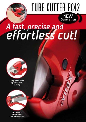 Pipe cutter PC 42_215042_215060