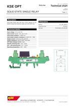 KSE-OPT Data Sheet