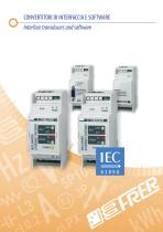 INTERFACE TRANSDUCERS AND SOFTWARE