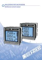 MULTIFUNCTION NETWORK ANALYSERS