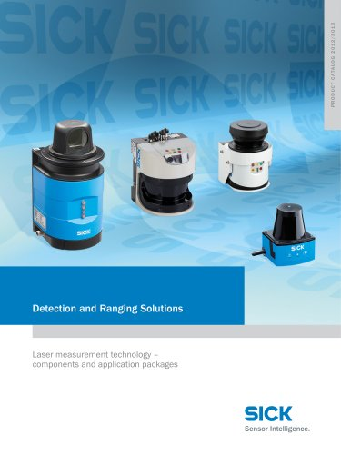 Detection and Ranging Solutions