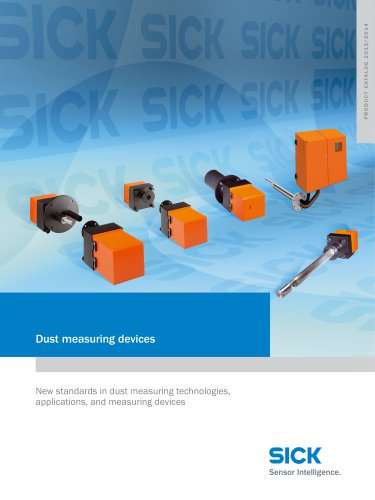 Dust measuring devices
