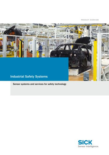 Product overview Industrial Safety Systems