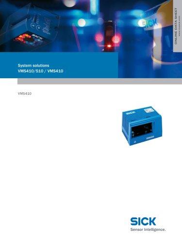 System solutions VMS410/510 / VMS410