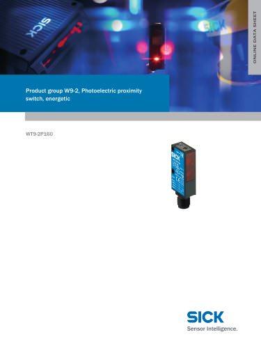 W9-2  Small photoelectric sensors