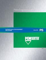 PEMSERTER Catalog