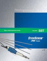 StickScrew® System