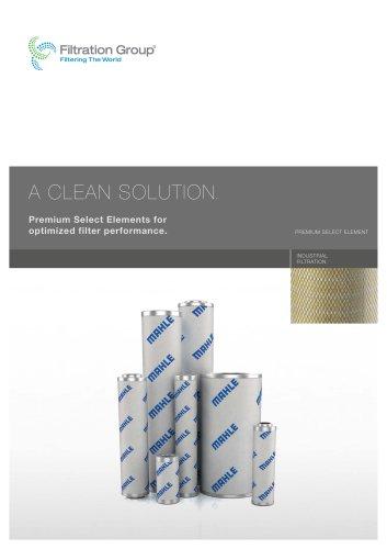 Filtration Group Premium Select Element