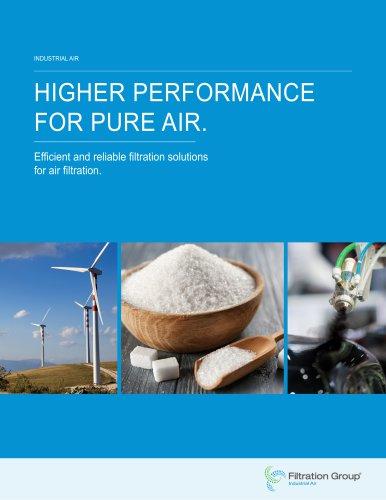 Filtrationn Group Industrial Air