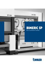 Brochure BIMERIC SP servo production and assembly system