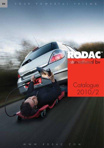 RODAC Catalogue 2010/2