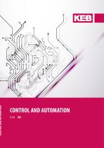 CONTROL AND AUTOMATION