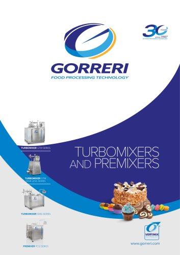 TurboMixer Brochure