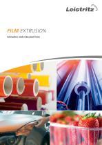 Leistritz Film Extrusion