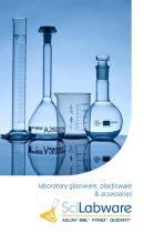laboratory glassware, plasticware & accessories